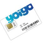Tarjeta SIM Yoigo miniatura