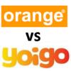 Orange vs Yoigo