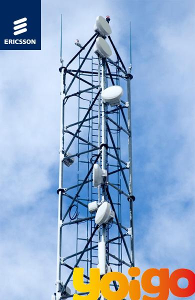 Acuerdo Ericsson-Yoigo