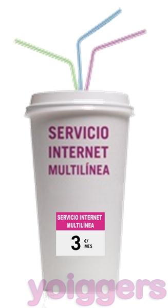 Internet Multilínea de Yoigo