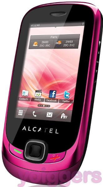 Alcatel One Touch 602 Hello Kitty