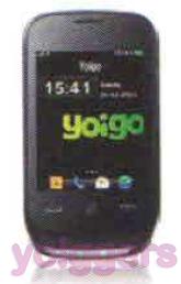Huawei G7105 con Yoigo