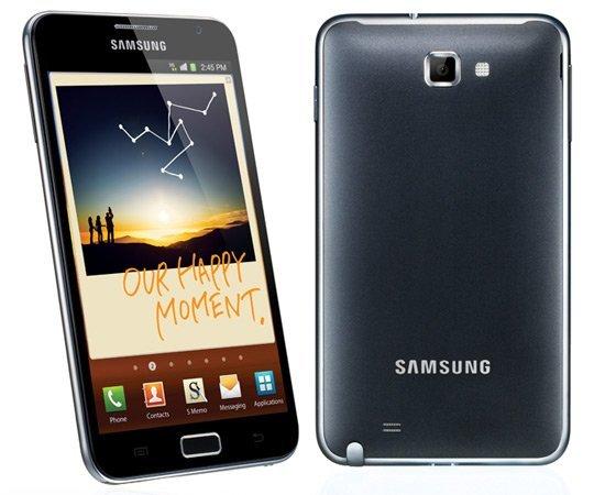 Samsung Galaxy Note Yoigo