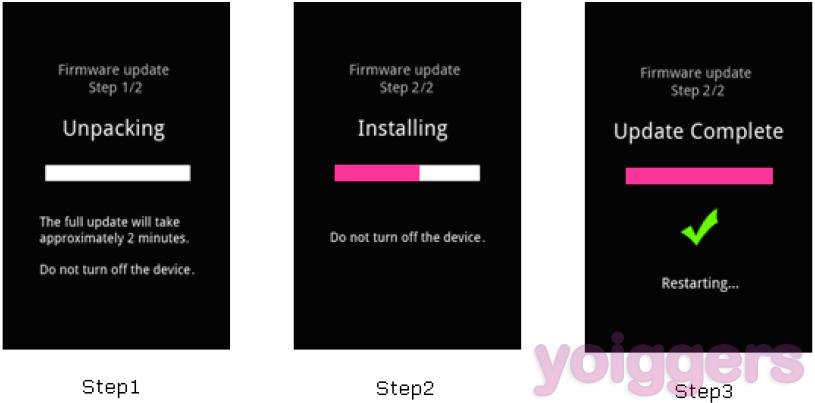 Actualización para Huawei Sonic U8650