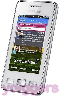 Samsung Star II con Yoigo