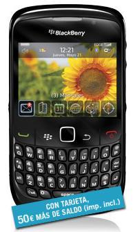 BlackBerry 8520 saldo extra