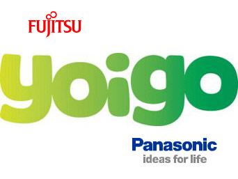 Yoigo Fujitsu Panasonic