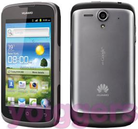 Huawei Ascend G300 U8115 con yoigo