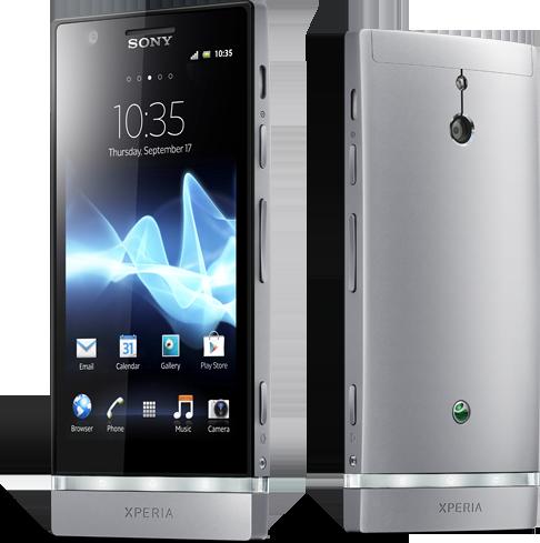 Sony Xperia P con Yoigo