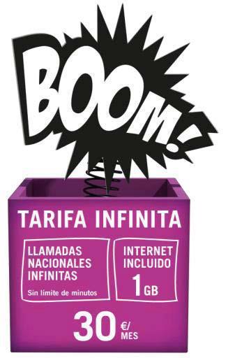 Tarifa Infinita Yoigo