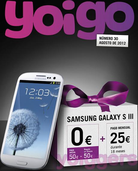 Revista agosto 2012 Yoigo