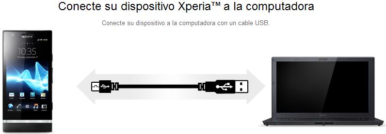 Actualización Sony Xperia