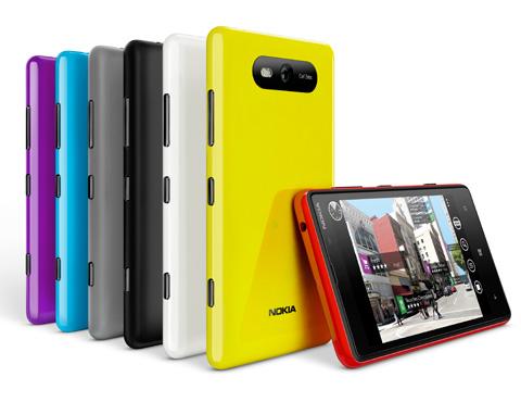 Nokia Lumia 820 con Yoigo