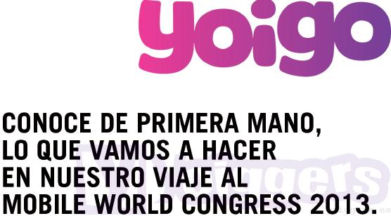 Yoigo MWC 2013