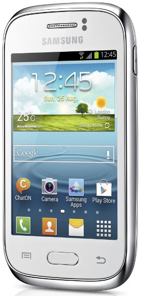 Samsung Galaxy Young con Yoigo