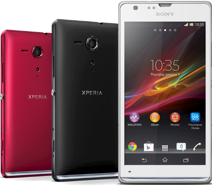 Sony Xperia SP con Yoigo