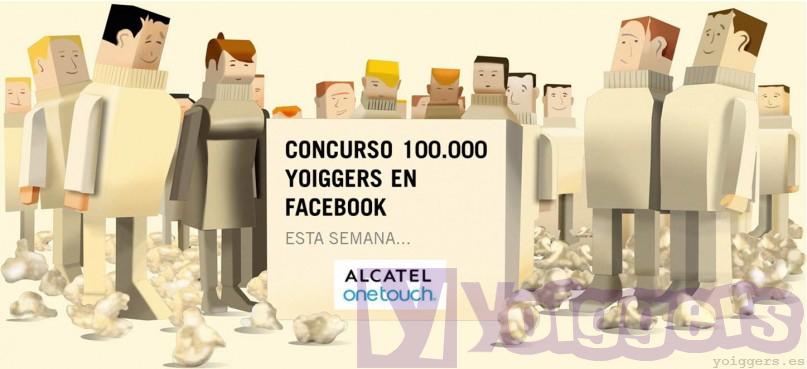 Concurso Yoigo Alcatel One Touch Ultra