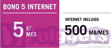 Bono 5 Internet Yoigo