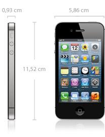 iPhone 4S 8GB con Yoigo