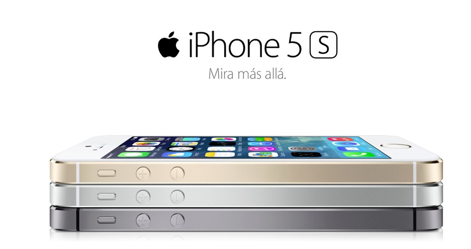 iPhone 5s con Yoigo