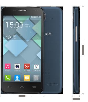 Alcatel One Touch Idol Mini con Yoigo