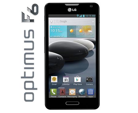 LG Optimus F6
