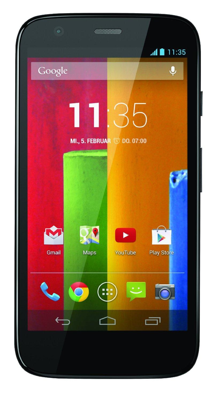 Motorola Moto G con Yoigo