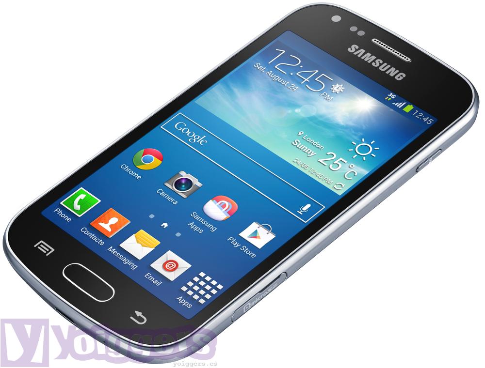 Samsung Galaxy Trend Plus con Yoigo