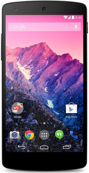 Nexus 5 con Yoigo