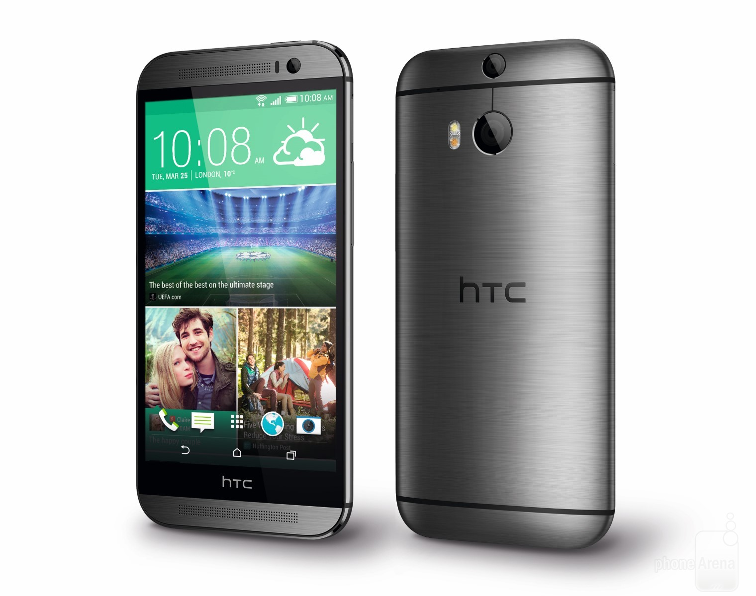 HTC One M8 con Yoigo