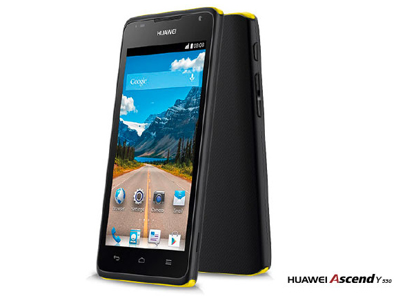 Huawei Ascend Y530 con Yoigo