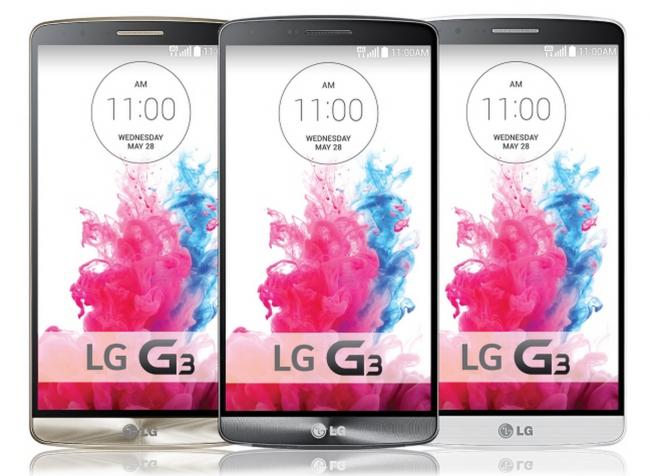 LG G3 Yoigo