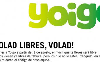 Móviles libres en Yoigo