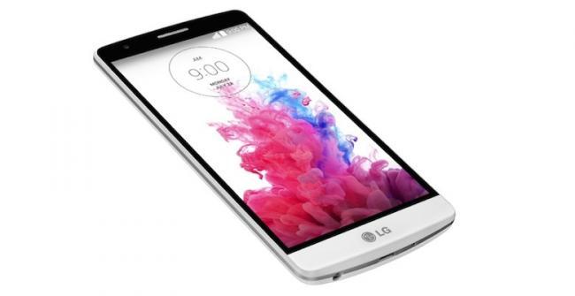 LG G3 S Yoigo