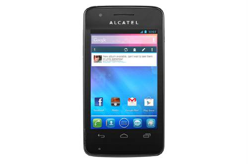 Alcatel onetouch S Pop 39 euros en tarjeta