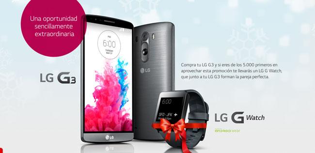 LG G Watch Gratis